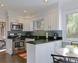 kitchen design inspiring cool green kitchen walls color