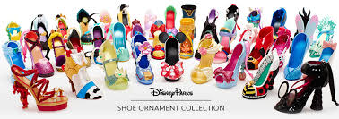 shoe ornaments decoration disney store