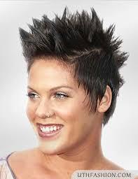 spick hair sytle for black women black women spiky hair pictures