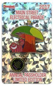 parade pins disneyland electrical parade pins disney pins