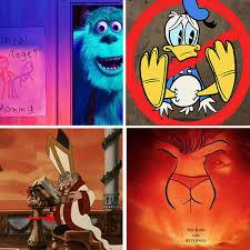 imagenes subliminales de dibujos animados los 10 mensajes subliminales más polémicos de disney fotogramas
