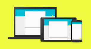 examples of google ignoring its own material design guidelines