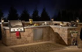 outdoor kitchen island kits grand island bar grill kits necessories kits for outdoor living