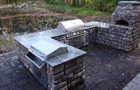 outdoor kitchen kits u2013 jim stone co u2013 quality and service set in