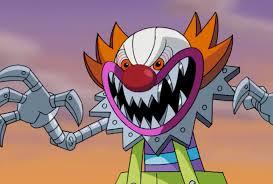 menacing metallic clown villains wiki fandom powered by wikia