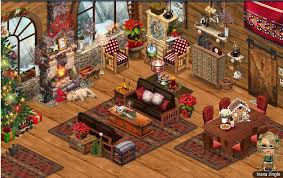Christmas Home Design Games Yoworld Forums U2022 View Topic Post Your Christmas Cabins Here