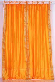Sari Fabric Curtains Gpbsindia Products