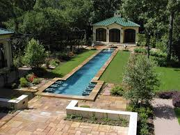 Italian Garden Design Estates - Italian backyard design