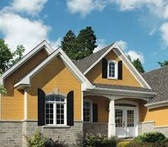 exterior paint colors with brown roof exterior idaes