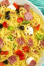 Ideas For Dinner by 30 Easy Pasta Salad Recipes Best Ideas For Pasta Salads U2014delish Com
