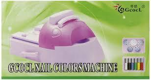 amazon com fdl diy printing nail art stamper kit printer machine
