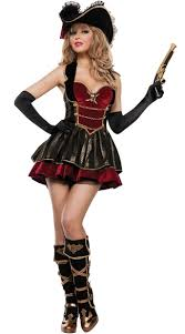 Womens Pirate Halloween Costumes Fancy Pirate Costume Halloween Pirate Costumes Womens