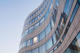 modern fenster glas fliesen architektur in dã sseldorf blauem - Architektur Dã Sseldorf