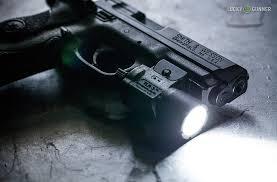 Streamlight Pistol Light Weapon Mounted Vs Handheld Light What U0027s Better For Shooters
