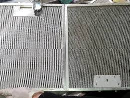 how to clean greasy kitchen exhaust fan how to clean range mesh filters 5 diy methods dengarden