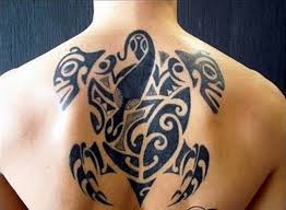 16 tantalizing turtle tribal tattoos