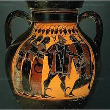 Aphrodite Vase Artwork By Unknown Ancient Artist The Birth Of Aphrodite Venus