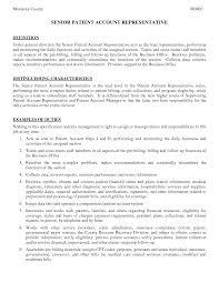sample sales rep resume patient access representative resume sample resume for your job sales representative patient advocate patient service within patient service representative account representative sample resume