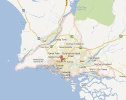 map of karachi karachi city map