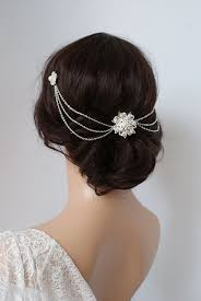 1920 bridal hair styles best 25 1920s hair accessories ideas on pinterest 1920s wedding