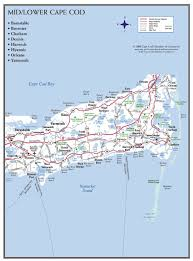 cape cod maps cape cod chamber of commerce