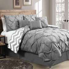 Brown And Cream Duvet Covers Gray Bedding U0026 Silver Bedding Sets You U0027ll Love Wayfair