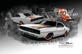 1969 dodge charger custom project 50 charger