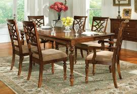7 pc dining room set badcock more remington 6 pc dining room