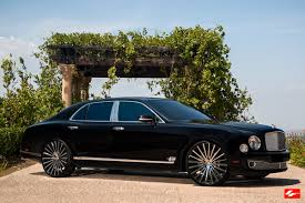 custom bentley mulsanne bentley rides magazine