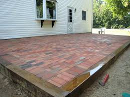 Brick Paver Patio Calculator Brick Patio Calculator Simple As Patio Ideas On Paver Patio
