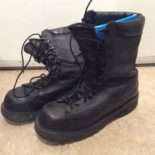 womens boots calgary best prospector goretex leather boots size 6 mens or 8 womens for
