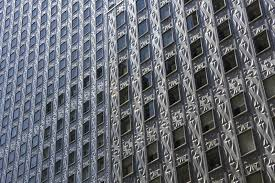 the chrysler building is an art deco style skyscraper in