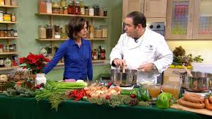 12 days of cooking emeril s turkey bone gumbo recipe abc news