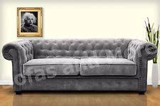 Fabric Chesterfield Sofa Bed Chesterfield Sofa Bed Ebay
