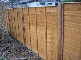 Types Of Garden Fences - garden fences richard the builder