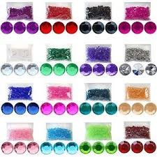 gems for table decorations diamante table decorations diamonte wedding party confetti crystals