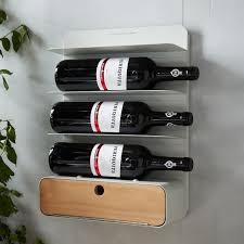 universal expert small wine rack west elm