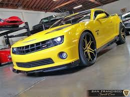 dodge camaro for sale 2012 chevy camaro bumblebee edition for sale
