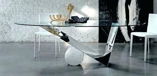 Office Desk Glass Top Glass Office Desks Moutard Co
