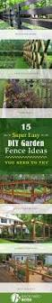 roll out vegetable garden 15 super easy diy garden fence ideas you need to try fence ideas