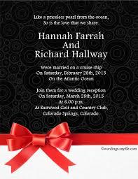 sle wedding invitation wording destination wedding invitation wording sles wordings and messages