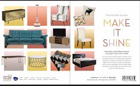 in the media decorium furniture