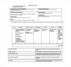 non commercial invoice the commercial paperless commercial invoice
