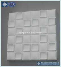 grp decorative panel art wall panels frp bathroom waterproof