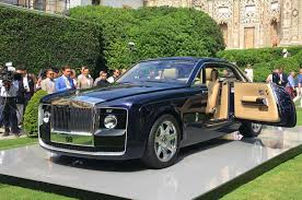 wrapped rolls royce 13m rolls royce sweptail most expensive car design joy enjoys