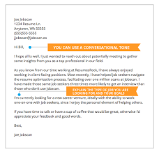 networking cover letter cover letter formats jobscan