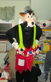 big bad wolf costume new disney big bad wolf costume by wilee2005 on deviantart