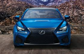 lexus rcf logo chief engineer reveals inspiration behind lexus rc f lexus