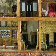cabinet house dolls house of petronella oortman anonymous c 1686 c 1710