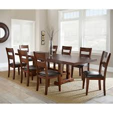 9 Pc Dining Room Set by Lukas 9 Piece Dining Set